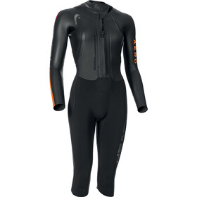 Head SwimRun Aero Suit Dame black/orange